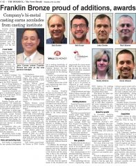 Franklin Bronze Derrick Business Review article - 2016 (002)