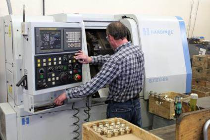 Hardinge - Elite II - 8/51 photo