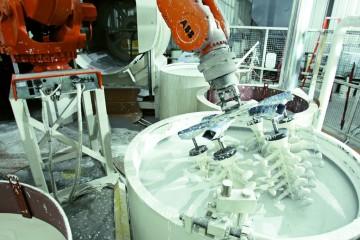 Robotic Dipping photo